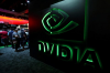 Nvidia shares fall on data center revenue but chips ride cryptocurrency boom