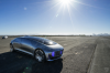 Taking a ride in the Mercedes-Benz F 015, a self-driving car from 2030