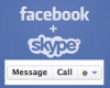 "To Fight Off Airtime and Google+ Hangouts, Facebook Tests Adding Video ""Call"" Button To Profiles"