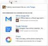Google+ Developers Blog: Launching Google +1 Recommendations Across the Web