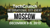 TechCrunch Moscow, 8-9 December — Take The Temperature Of Russia's Tech Scene