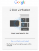 Strengthening 2-Step Verification with Security Key