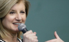 Arianna Huffington takes driving seat at Uber as PR strategist