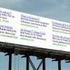 Google встроит AdSense на рекламные щиты