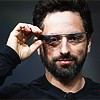 Сергей Брин Google Glass