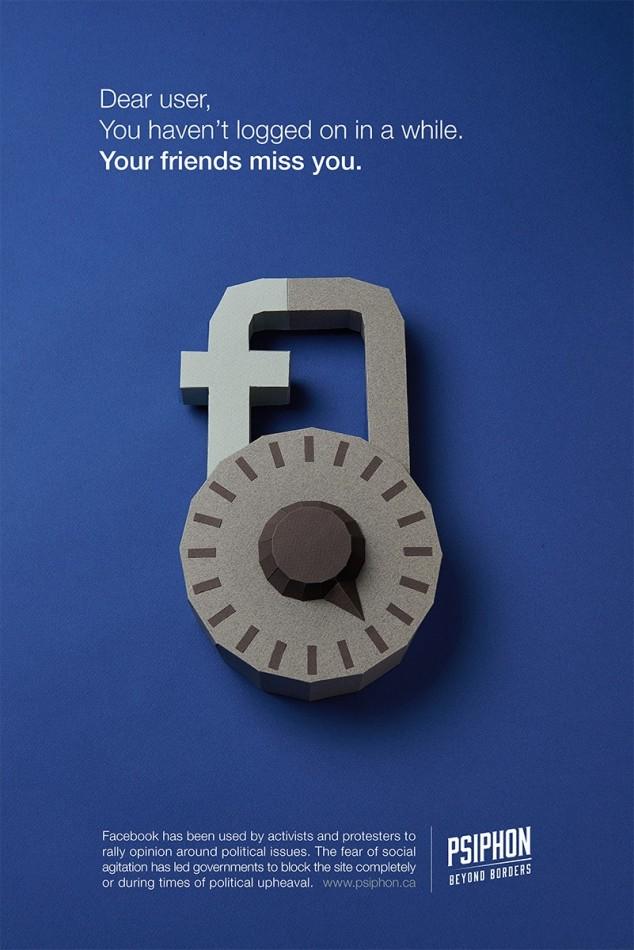 Цензура в Facebook
