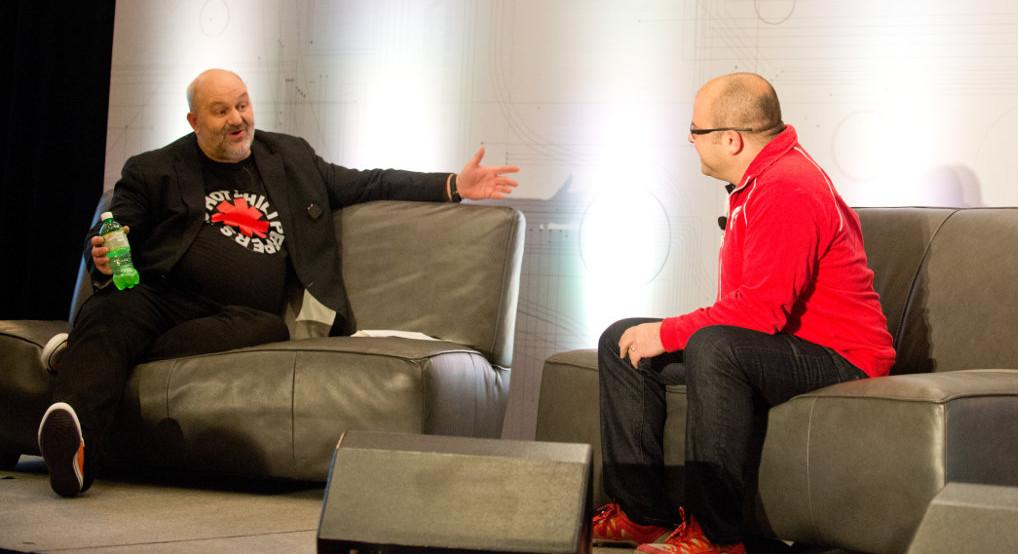 Join Werner Vogels, CTO of Amazon
