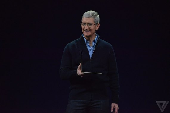 Macbook, Тим Кук Apple