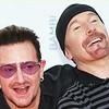 U2 Bono, The Edge