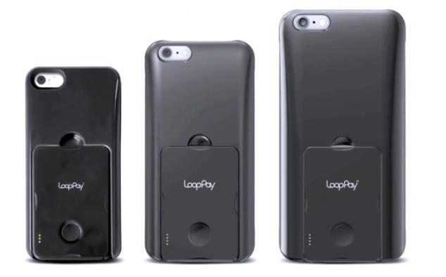 LoopPay телефоны NFC