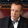 Toomas Hendrik Ilves Estonia, President