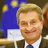 Günther Oettinger Эттингер
