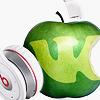 Apple ВКонтакте
