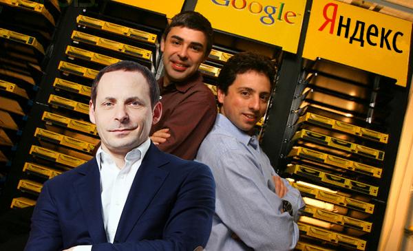 Yandex Vs Google, Яндекс против Google