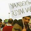 Протесты против кадровой политики Яндекса в Турции