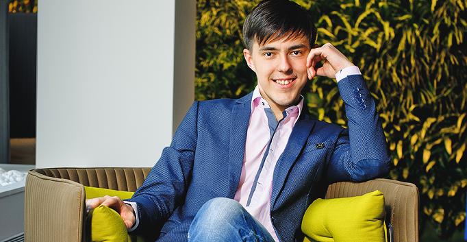 Георгий Соловьев, CEO SkyEng