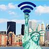 Wi-Fi NYC, Нью-Йорк
