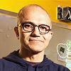 Сатья Наделла CEO Microsoft