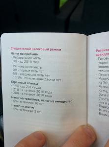 Хозяева Иннополиса раздали паспорта с прописанным налоговым режимом it-города