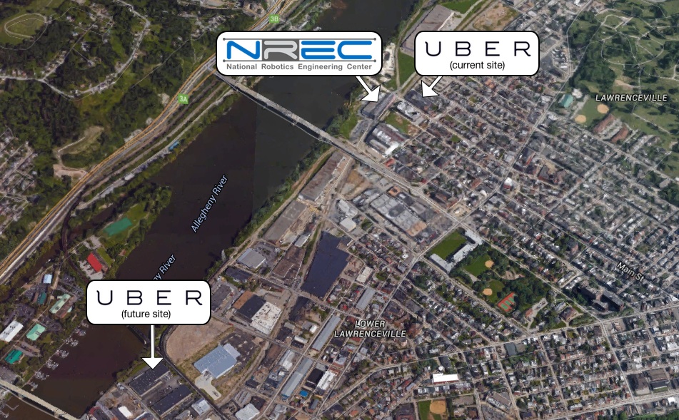 Uber NREC