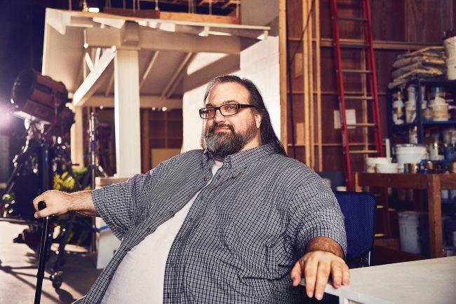Дэвид Анаксагорас, создатель Жизни Гортимера Гиббона на Нормал-стрит