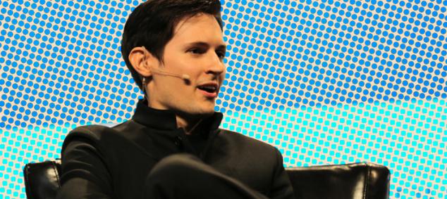 Павел Дуров, TechCrunch Disrupt SF