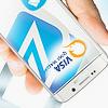 Visa Qiwi Wallet NFC, бесконтактная оплата со смартфона Android