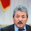 Касымалиев Адылбек, министр финансов Кыргызстана