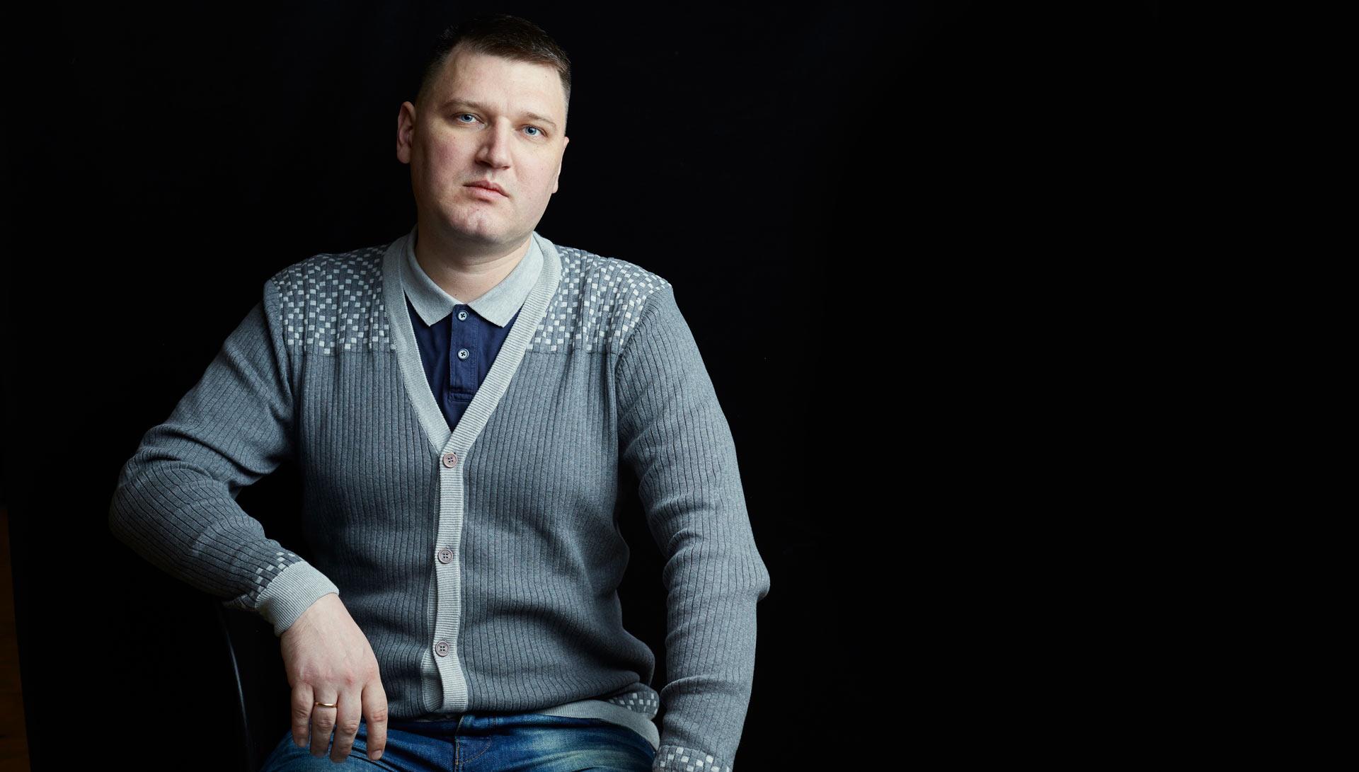 Артём Козлюк,глава Роскомсвободы