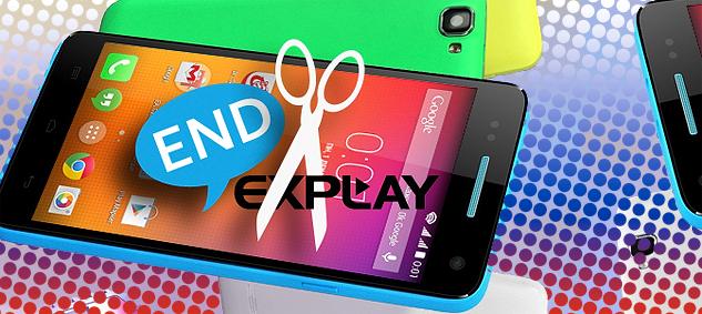 Аффилированный со Связным бренд электроники Explay перестаёт выпускать планшеты и смартфоны