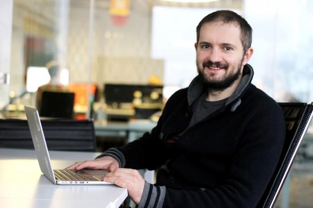 Игорь Ермаков, глава мессенджеров Mail.ru Group