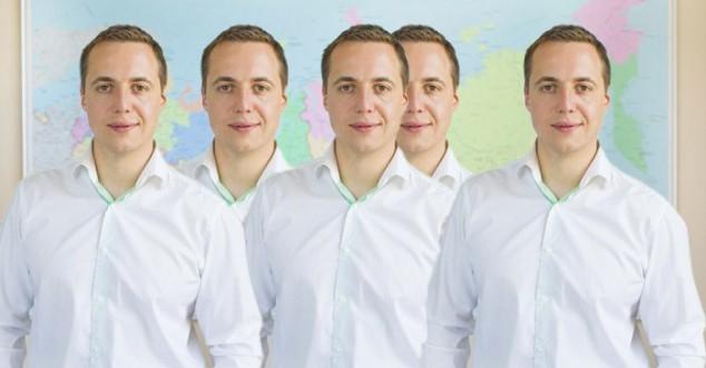Максим Фалдин