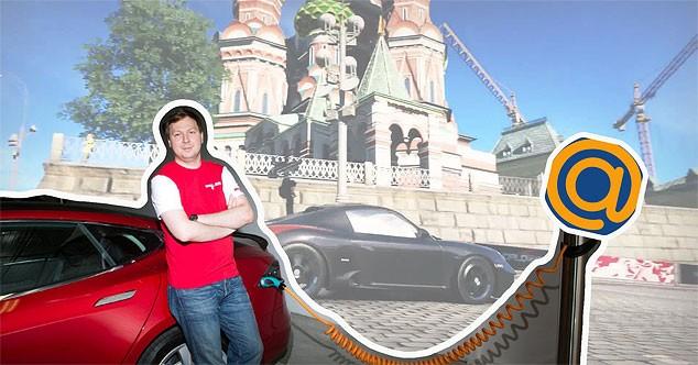 World of Speed, игра Гришин Mail.ru Group
