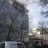 В дата-центре Selectel маленькое задымление и огонь на фасаде