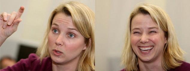 P. S. Марисса Майер показывает сколько было выгод от её найма для Yahoo!