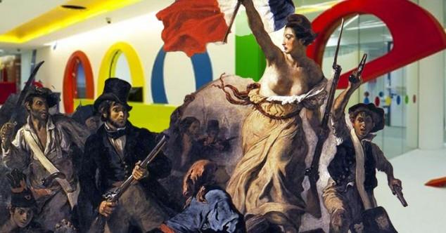 Франция против Google