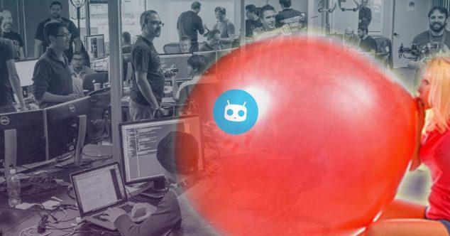 Cyanogen stat, статистика