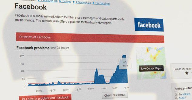 Facebook упал на 7 часов и недоступен чуть меньше часа по состоянию на половину одиннадцатого утра, по московскому времени 13 августа. О недоступности соцсети пишут пользователи