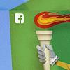 Facebook special-olympics, специальная олимпиада