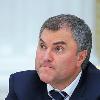 Вячеслав Володин, первый замглавы администрации президента