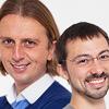 Основатели Revolut Николай Сторонский и Владислав Яценко