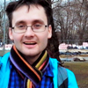 Владимир Кобзев, основатель курьерской службы Птичка
