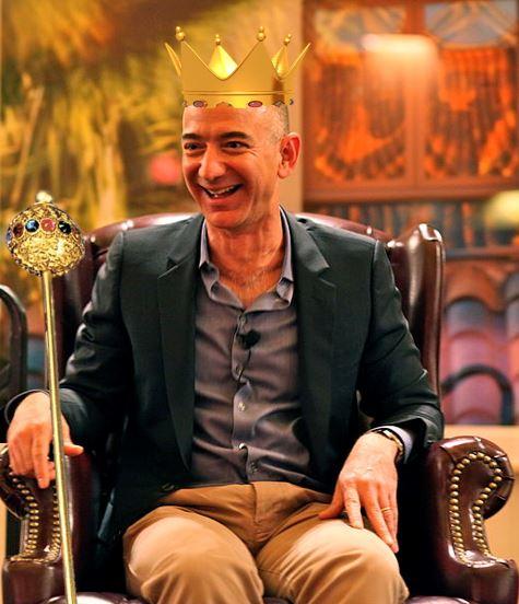 Безос — король
