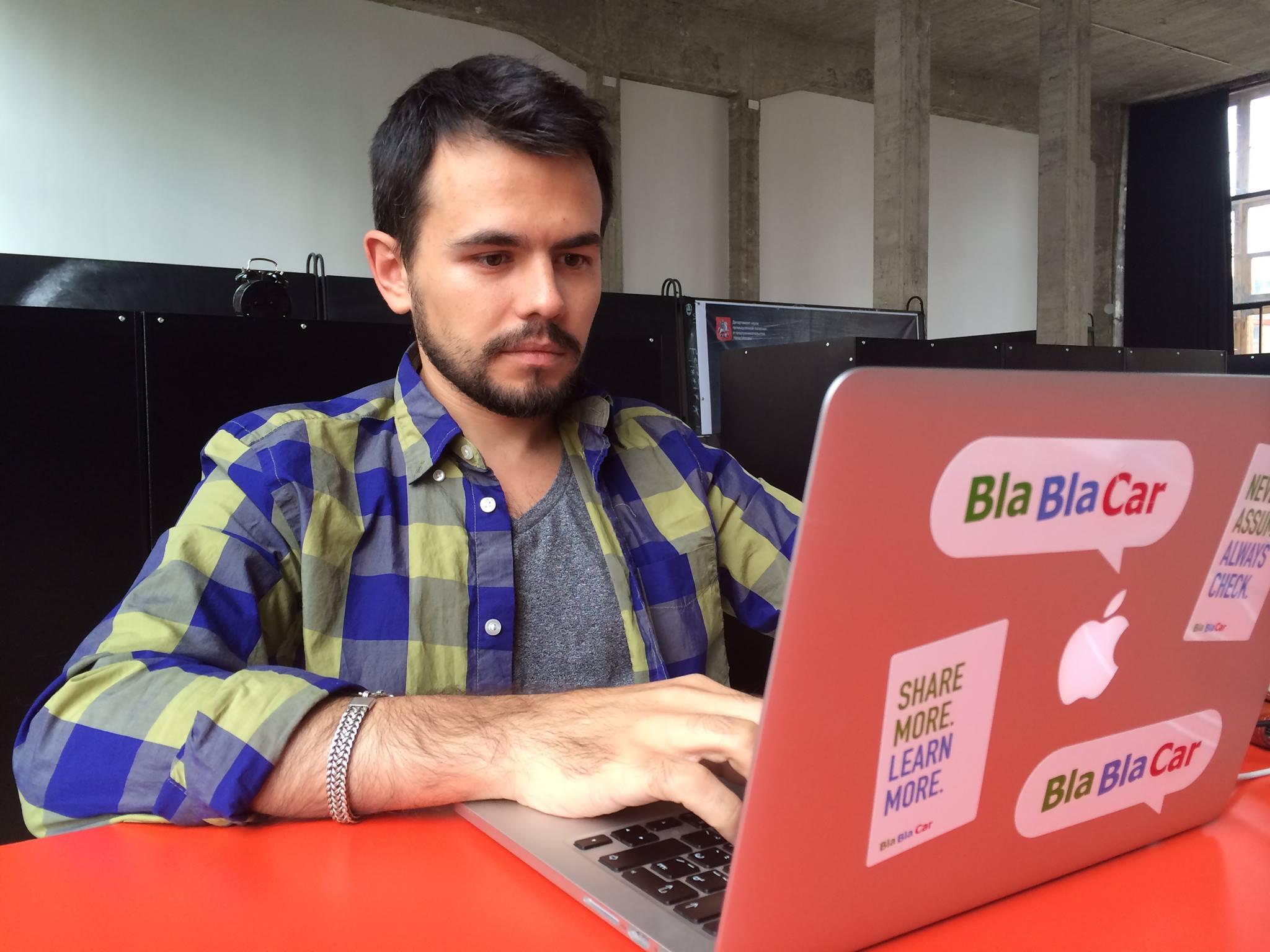 Бывший COO Gett будет развивать автобусное направление BlaBlaCar