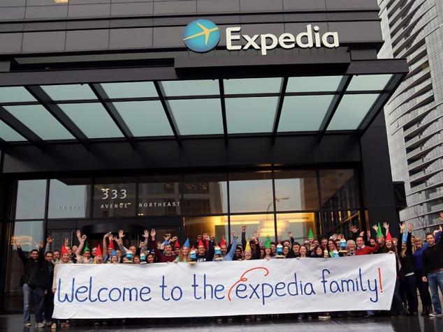 Expedia хотела купить Booking.com, но побоялась демпинга