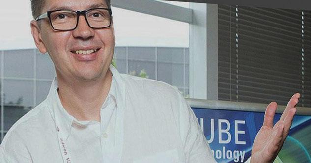 Максим Зябкин, CEO и основатель кросс-платформы для перемещения грузов по трубопроводам Maxitube