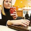 wifi в кафе