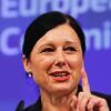 European Justice Commissioner Vera Jourova, Вера Журова Глава комиссии ЕС по вопросам юстиции