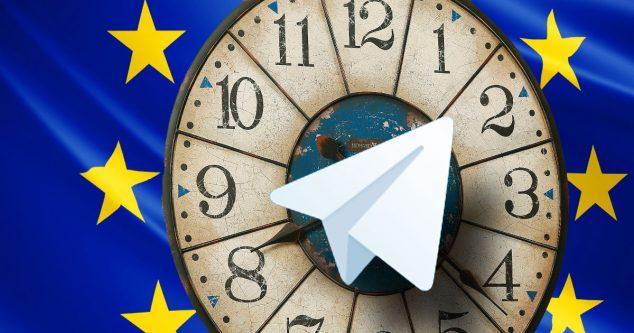 Авария в дата-центрах Telegram в Европе