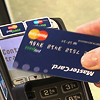 MasterCard пластиковая карта